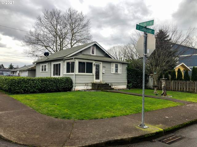 8936 SE Claybourne St, Portland, OR 97266 (MLS #21438596) :: Stellar Realty Northwest