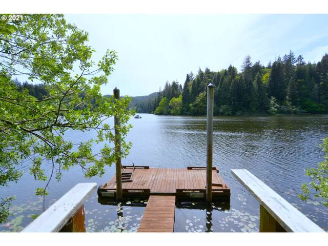 70944 Majestic Shores Rd, North Bend, OR 97459 (MLS #21438771) :: Fox Real Estate Group