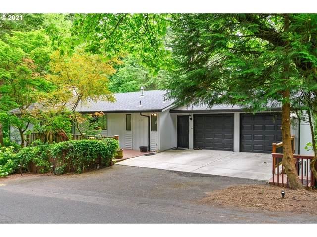 1401 SW Highland Rd, Portland, OR 97221 (MLS #21438806) :: Holdhusen Real Estate Group