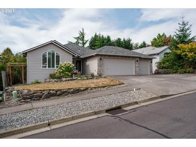1251 SE Glacier Ln, Gresham, OR 97080 (MLS #21438957) :: Keller Williams Portland Central