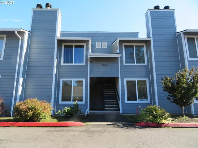 5413 NE 34th St D, Vancouver, WA 98661 (MLS #21439130) :: The Pacific Group