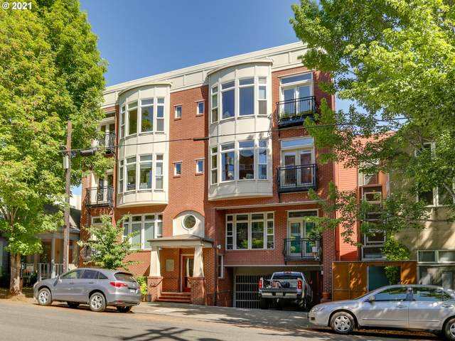 2537 NW Thurman St #202, Portland, OR 97210 (MLS #21439484) :: Townsend Jarvis Group Real Estate