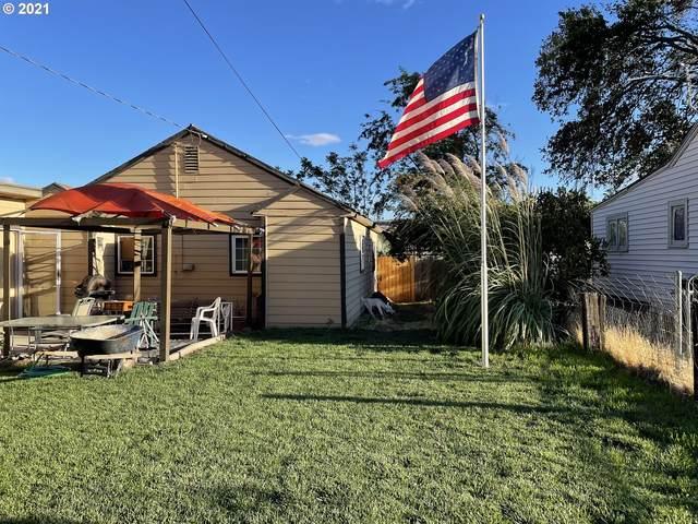 100 Railroad Ave, Wishram, WA 98673 (MLS #21439492) :: Windermere Crest Realty