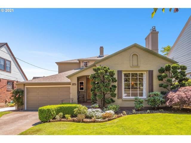 3278 NE Alameda St, Portland, OR 97212 (MLS #21439568) :: Real Estate by Wesley