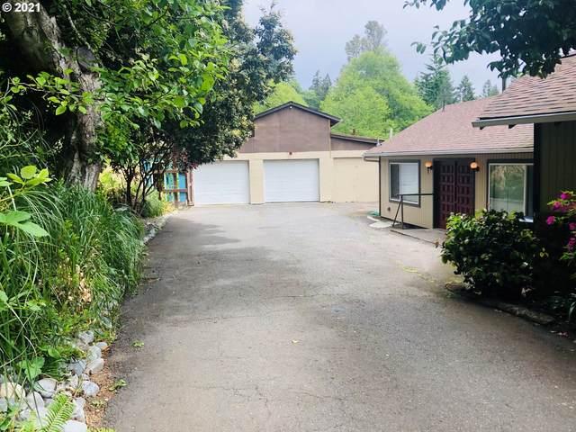16811 Thompson Rd, Brookings, OR 97415 (MLS #21439584) :: Holdhusen Real Estate Group