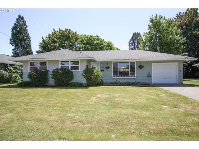 4426 SE Fieldcrest St, Milwaukie, OR 97222 (MLS #21439606) :: Fox Real Estate Group