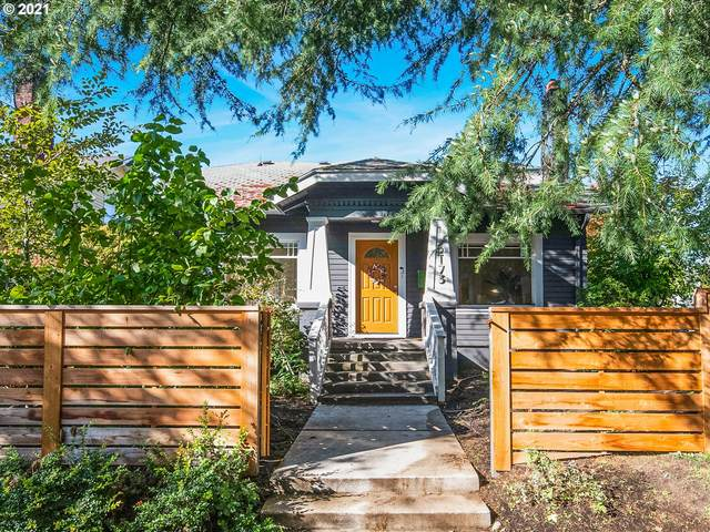 2173 NE 7TH Ave, Portland, OR 97212 (MLS #21439635) :: The Haas Real Estate Team