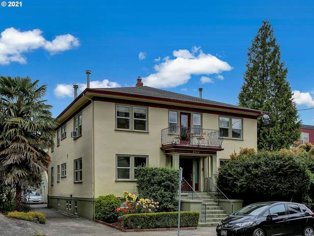 2049 NW Overton St #3, Portland, OR 97209 (MLS #21439687) :: Song Real Estate