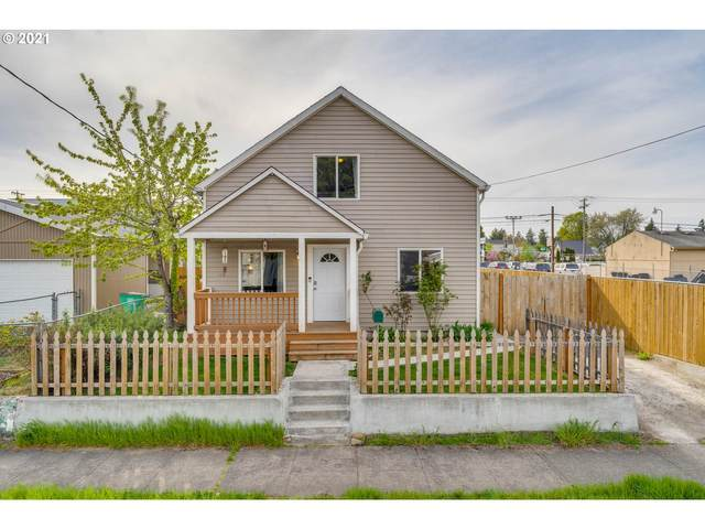 6323 SE 83RD Ave, Portland, OR 97266 (MLS #21440205) :: Tim Shannon Realty, Inc.