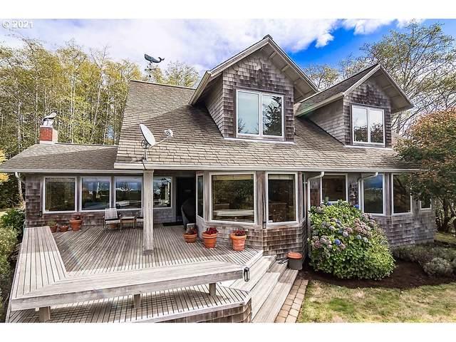 2724 N Three Rocks Rd, Otis, OR 97368 (MLS #21440817) :: Premiere Property Group LLC