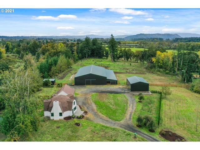 38591 Goar Rd, Scio, OR 97374 (MLS #21440873) :: Brantley Christianson Real Estate