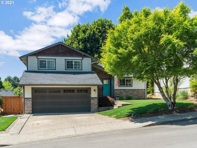 7123 SW 156TH Ave, Beaverton, OR 97007 (MLS #21441038) :: Next Home Realty Connection