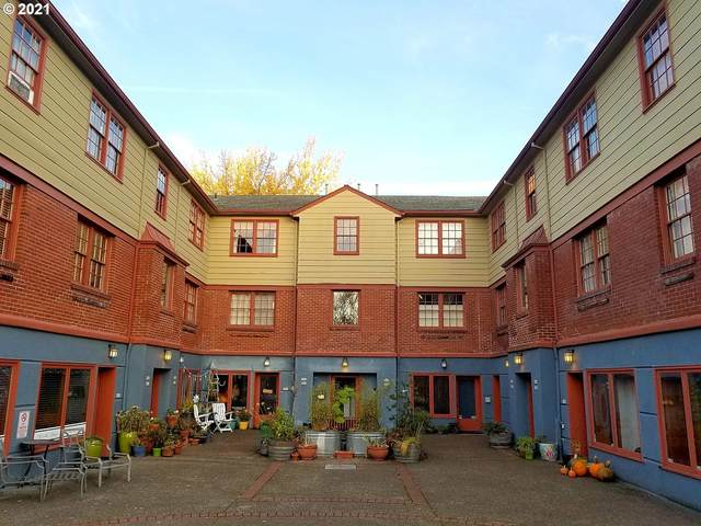 5400 NE 30TH Ave #202, Portland, OR 97211 (MLS #21441120) :: The Pacific Group
