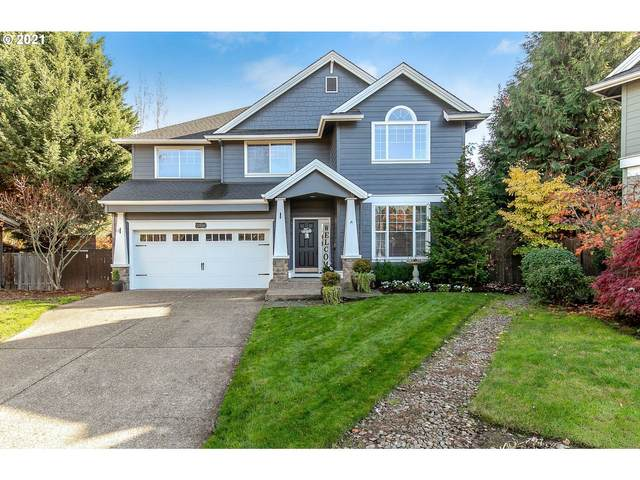22498 SW 109TH Ter, Tualatin, OR 97062 (MLS #21441125) :: Next Home Realty Connection
