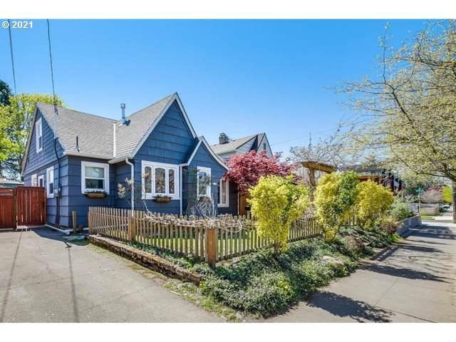 4912 NE Fremont St, Portland, OR 97213 (MLS #21441391) :: Townsend Jarvis Group Real Estate