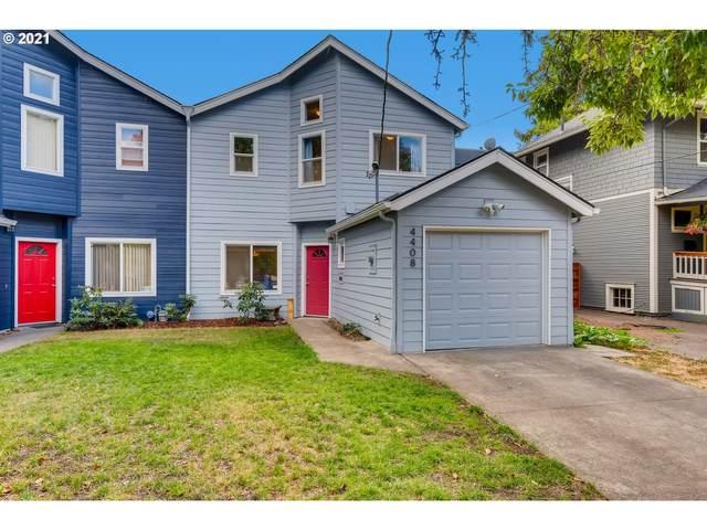 4408 SE Morrison St, Portland, OR 97215 (MLS #21442190) :: Real Tour Property Group