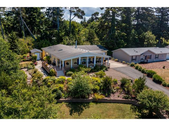860 NW Grouse St, Seal Rock, OR 97376 (MLS #21442327) :: The Haas Real Estate Team