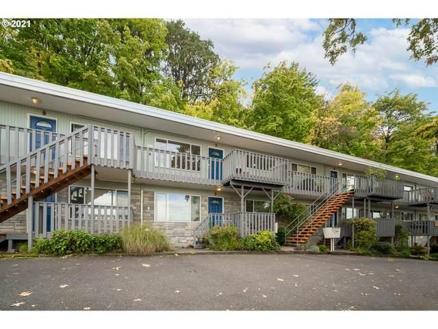 3425 SW Barbur Blvd #9, Portland, OR 97239 (MLS #21442395) :: Song Real Estate