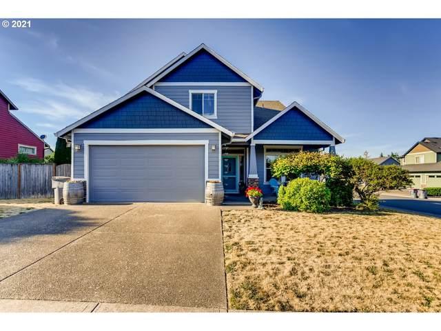 530 E Washington St, Carlton, OR 97111 (MLS #21442469) :: McKillion Real Estate Group