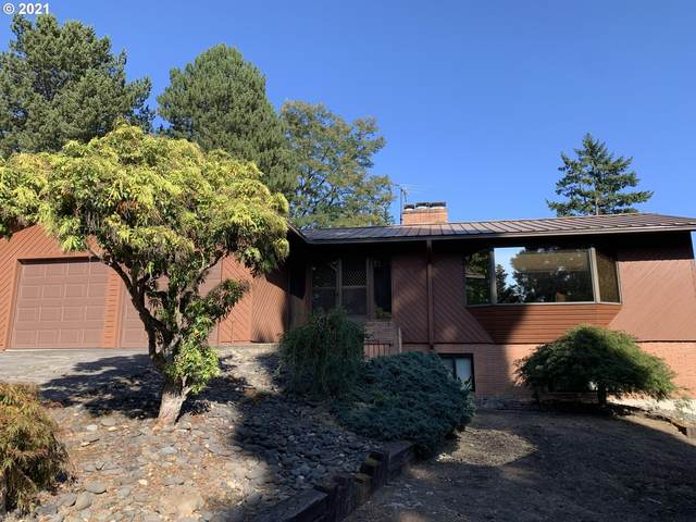 11535 NW Damascus St, Portland, OR 97229 (MLS #21442542) :: Fox Real Estate Group