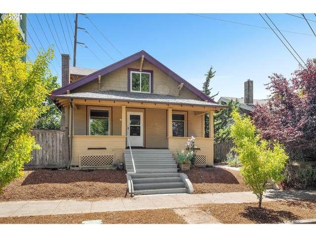 1834 NE Prescott St, Portland, OR 97211 (MLS #21442657) :: Keller Williams Portland Central