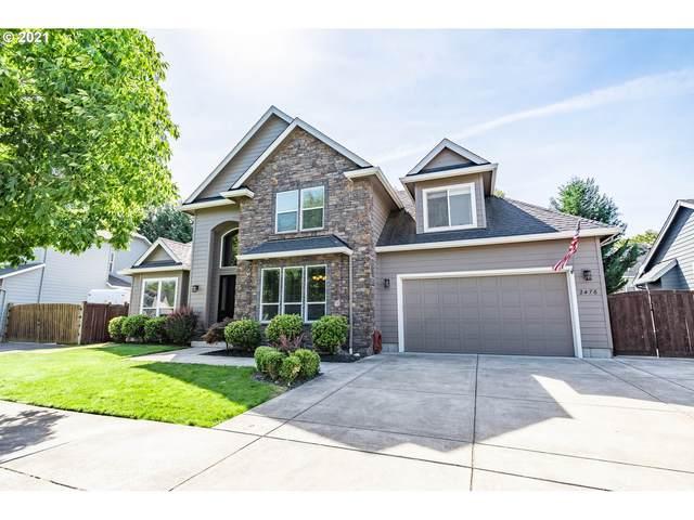 2476 Borders Dr, Eugene, OR 97404 (MLS #21442710) :: Song Real Estate