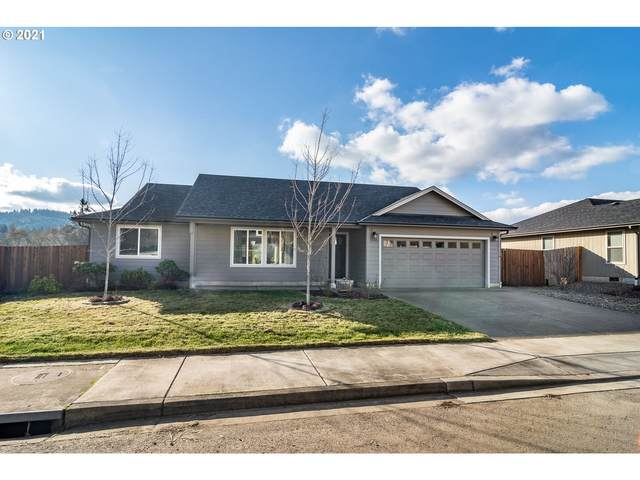 1005 Forest Heights St, Sutherlin, OR 97479 (MLS #21442721) :: McKillion Real Estate Group