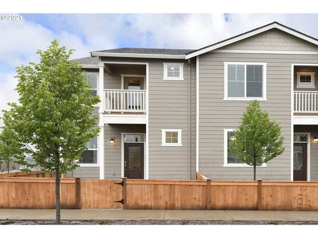 7101 NE 152ND Pl, Vancouver, WA 98682 (MLS #21442731) :: Next Home Realty Connection