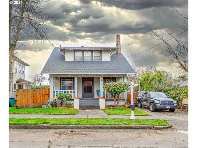 6705 N Borthwick Ave, Portland, OR 97217 (MLS #21442798) :: The Pacific Group