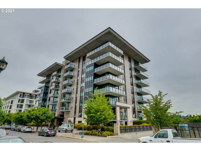1830 NW Riverscape St #201, Portland, OR 97209 (MLS #21442942) :: Townsend Jarvis Group Real Estate