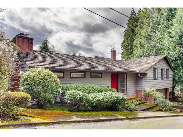 2730 NW Calumet Ter, Portland, OR 97210 (MLS #21443065) :: The Pacific Group