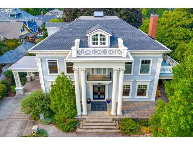 2329 NE Thompson St, Portland, OR 97212 (MLS #21443207) :: Cano Real Estate
