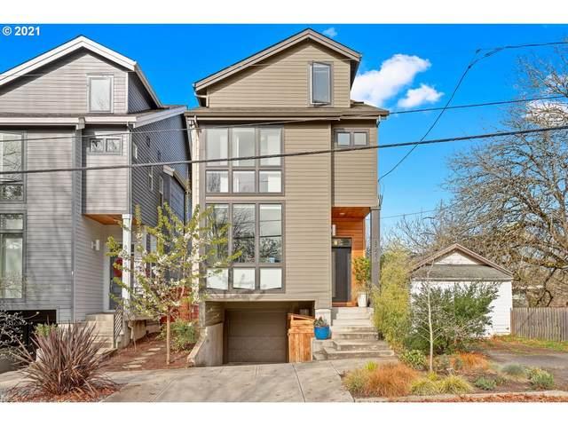 8027 SE 6TH Ave, Portland, OR 97202 (MLS #21443315) :: Duncan Real Estate Group