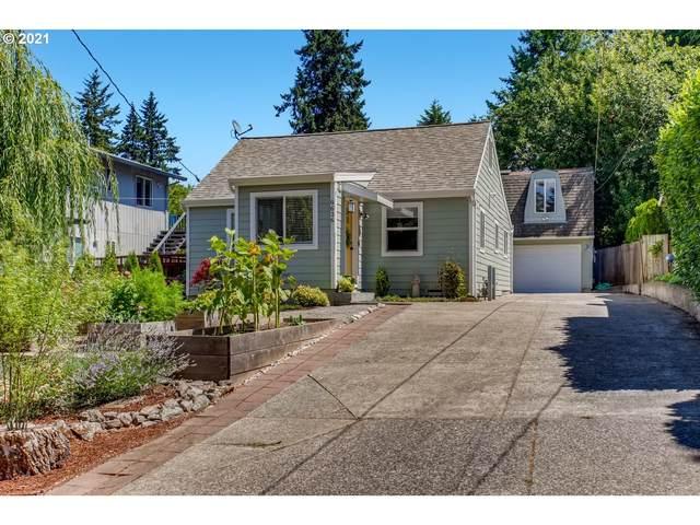 9636 SW 54TH Ave, Portland, OR 97219 (MLS #21443467) :: Beach Loop Realty