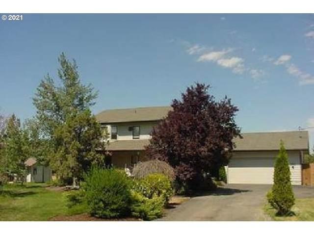 999 NE King Way, Redmond, OR 97756 (MLS #21443749) :: Oregon Farm & Home Brokers