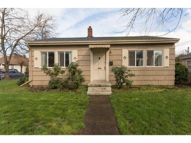 3826 SE 60TH Ave, Portland, OR 97206 (MLS #21443783) :: The Pacific Group