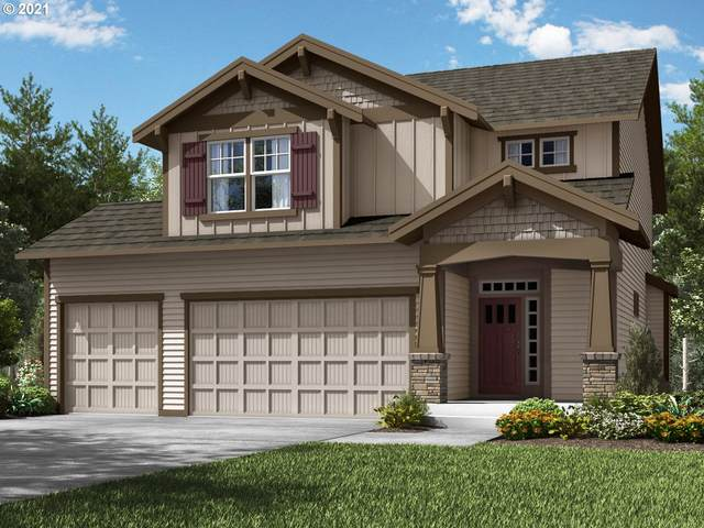 3811 S 42ND Pl, Ridgefield, WA 98642 (MLS #21443850) :: Song Real Estate
