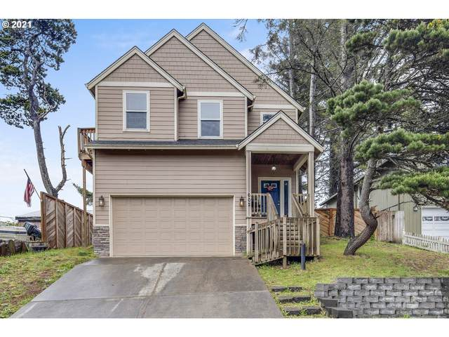 602 SE Inlet Ave, Lincoln City, OR 97367 (MLS #21444009) :: McKillion Real Estate Group