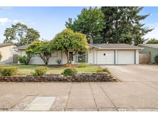 872 Maxwell Rd, Eugene, OR 97404 (MLS #21444168) :: Real Estate by Wesley
