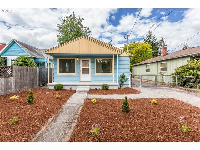 5605 SE 65TH Ave, Portland, OR 97206 (MLS #21444271) :: Gustavo Group