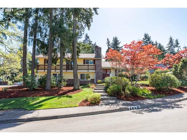1410 W 28TH Pl, Eugene, OR 97405 (MLS #21444523) :: Premiere Property Group LLC