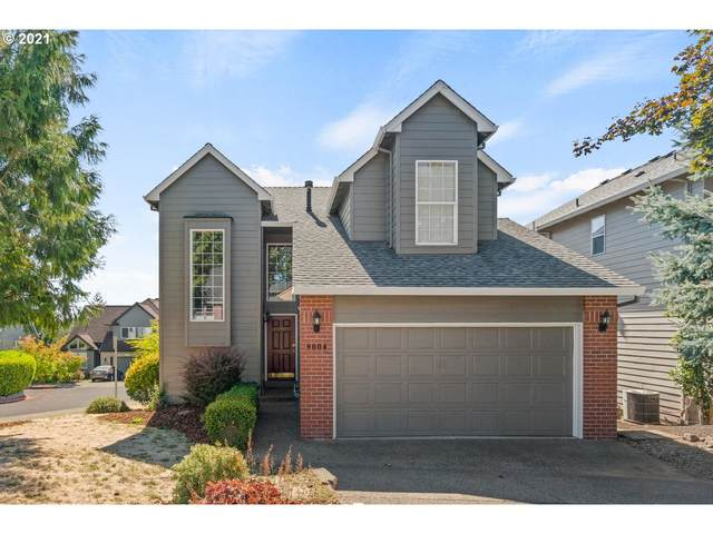 9004 SW Waverly Dr, Tigard, OR 97224 (MLS #21444943) :: Townsend Jarvis Group Real Estate