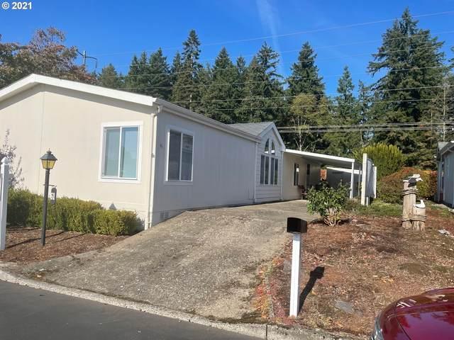 100 SW 195th Ave #61, Beaverton, OR 97006 (MLS #21445176) :: Holdhusen Real Estate Group