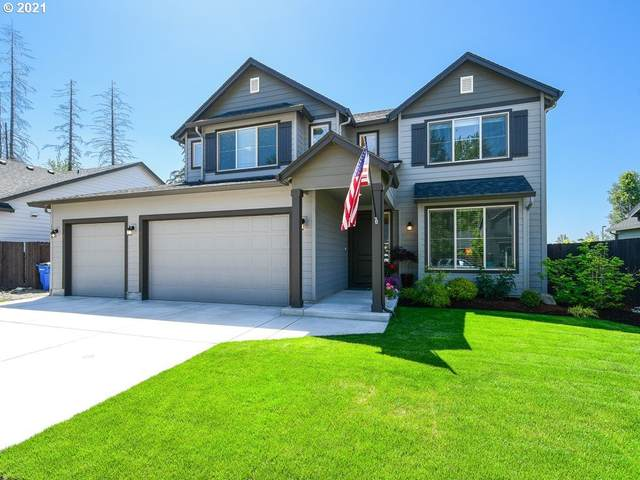 1511 NW 17TH St, Battle Ground, WA 98604 (MLS #21445296) :: Townsend Jarvis Group Real Estate