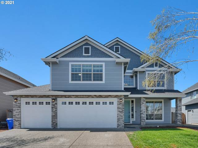 652 June Dr, Molalla, OR 97038 (MLS #21445387) :: Premiere Property Group LLC