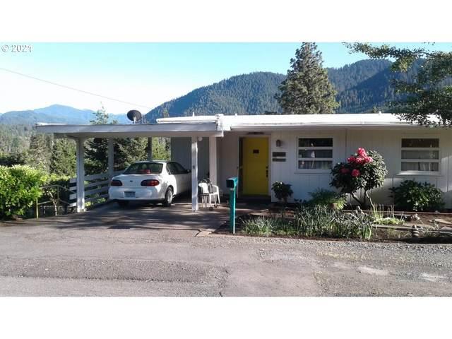 48400 E 2ND St, Oakridge, OR 97463 (MLS #21445616) :: Lux Properties