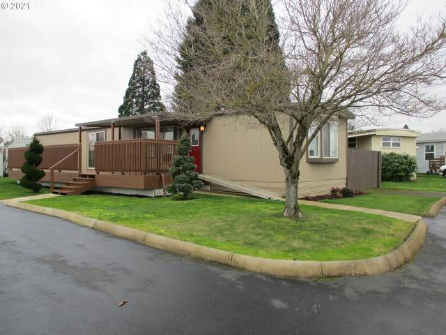 3792 Sunshine Cir, Hubbard, OR 97032 (MLS #21445632) :: Next Home Realty Connection