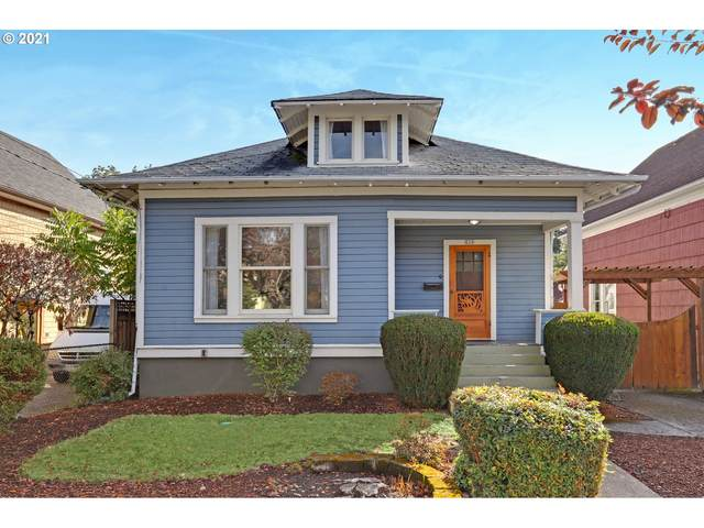 210 NE 78TH Ave, Portland, OR 97213 (MLS #21445663) :: The Pacific Group