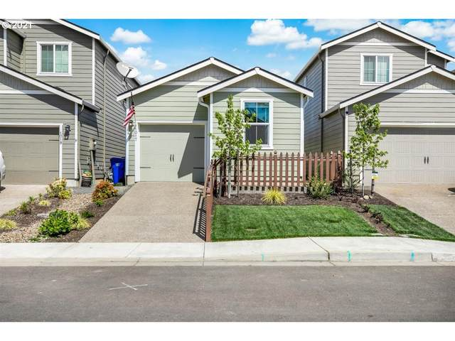 1017 S View Dr, Molalla, OR 97038 (MLS #21445704) :: Premiere Property Group LLC