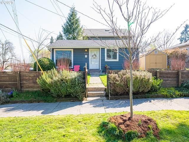 8844 N Peninsular Ave, Portland, OR 97217 (MLS #21446049) :: TK Real Estate Group